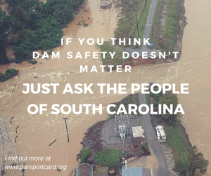 Dam failure is a real threat in most states.